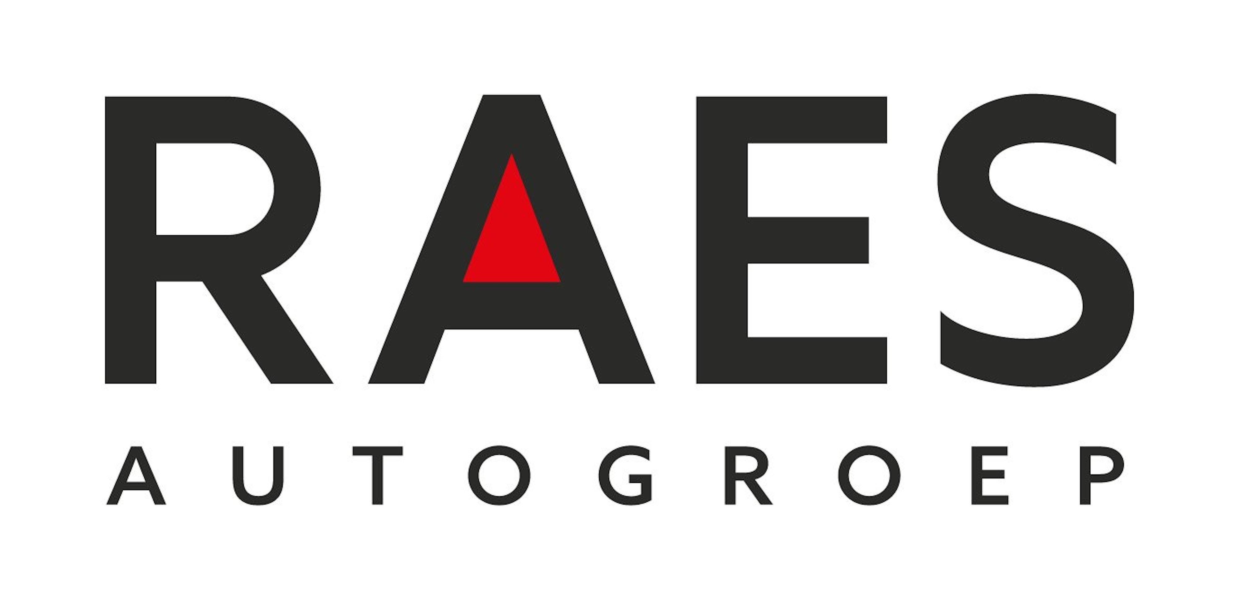 RAES Autogroep logo