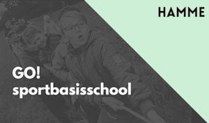 GO! sportbasisschool in beweging