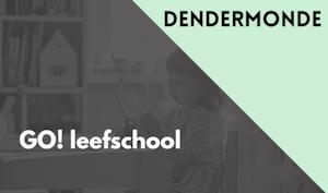 GO! leefschool Dendermonde