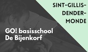 GO! basisschool De Bijenkorf