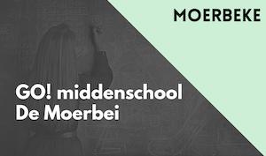 GO! middenschool De Moerbei Moerbeke-Waas