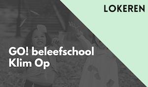 GO! beleefschool Klim Op