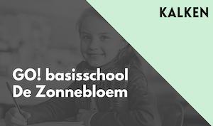 GO! basisschool De Zonnebloem Kalken