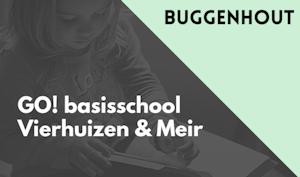 GO! basisschool Vierhuizen & Meir