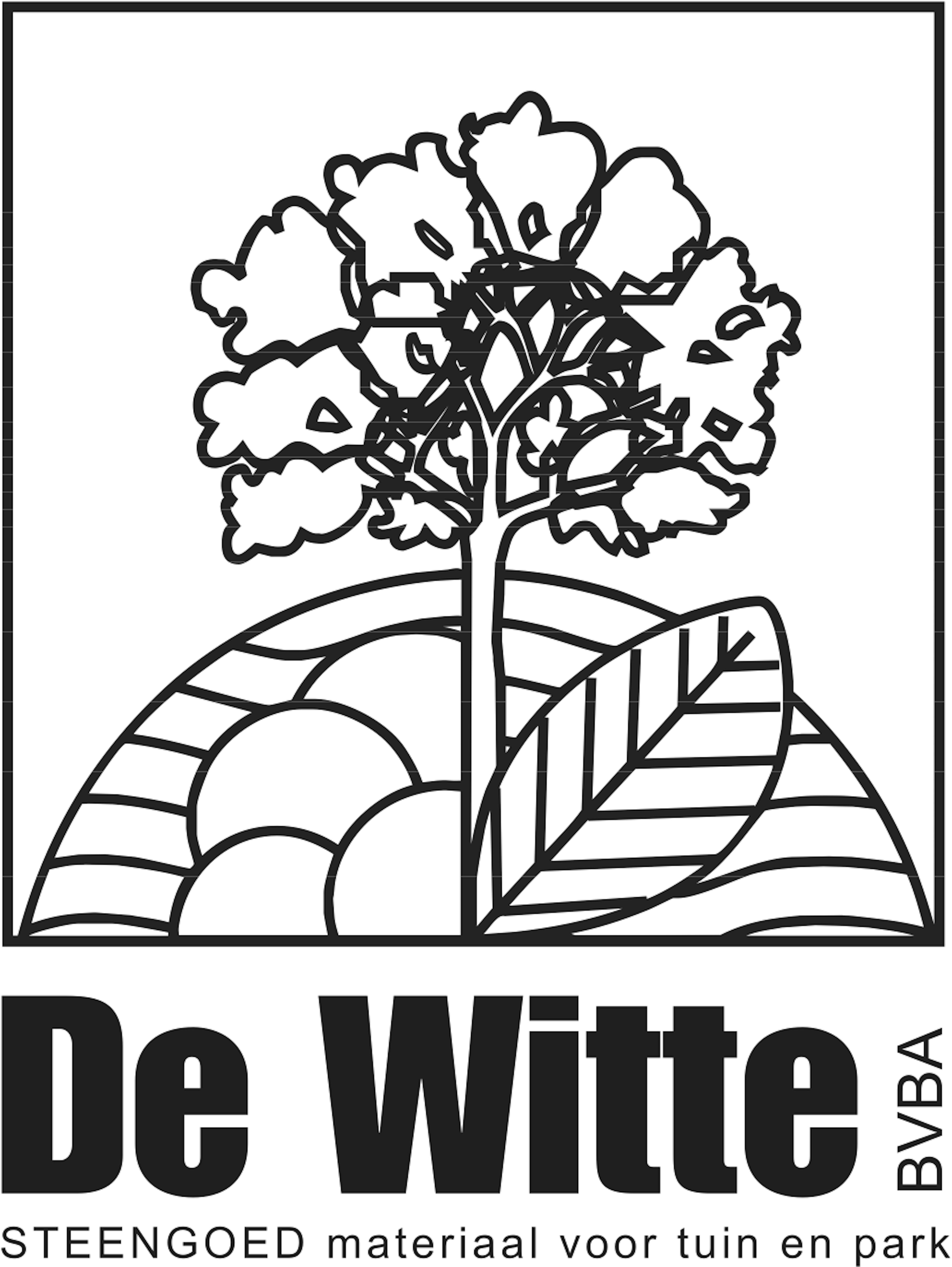 De Witte logo