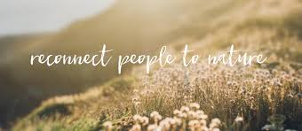 """Onze missie : """"Reconnect people to nature"""""""