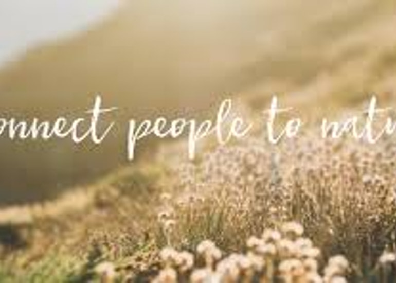 """Notre mission : """"Reconnect people to nature"""""""