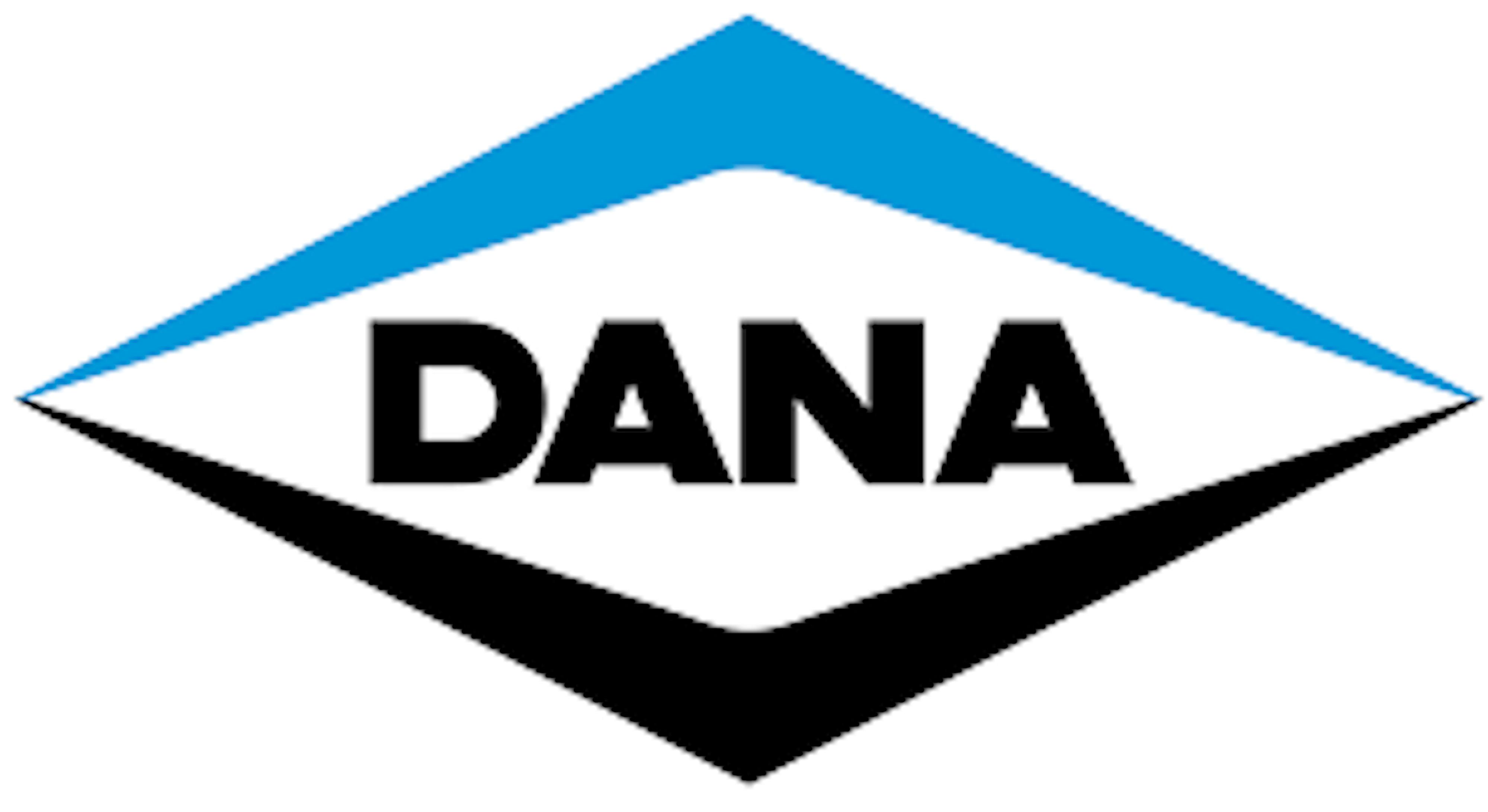 Dana Belgium logo