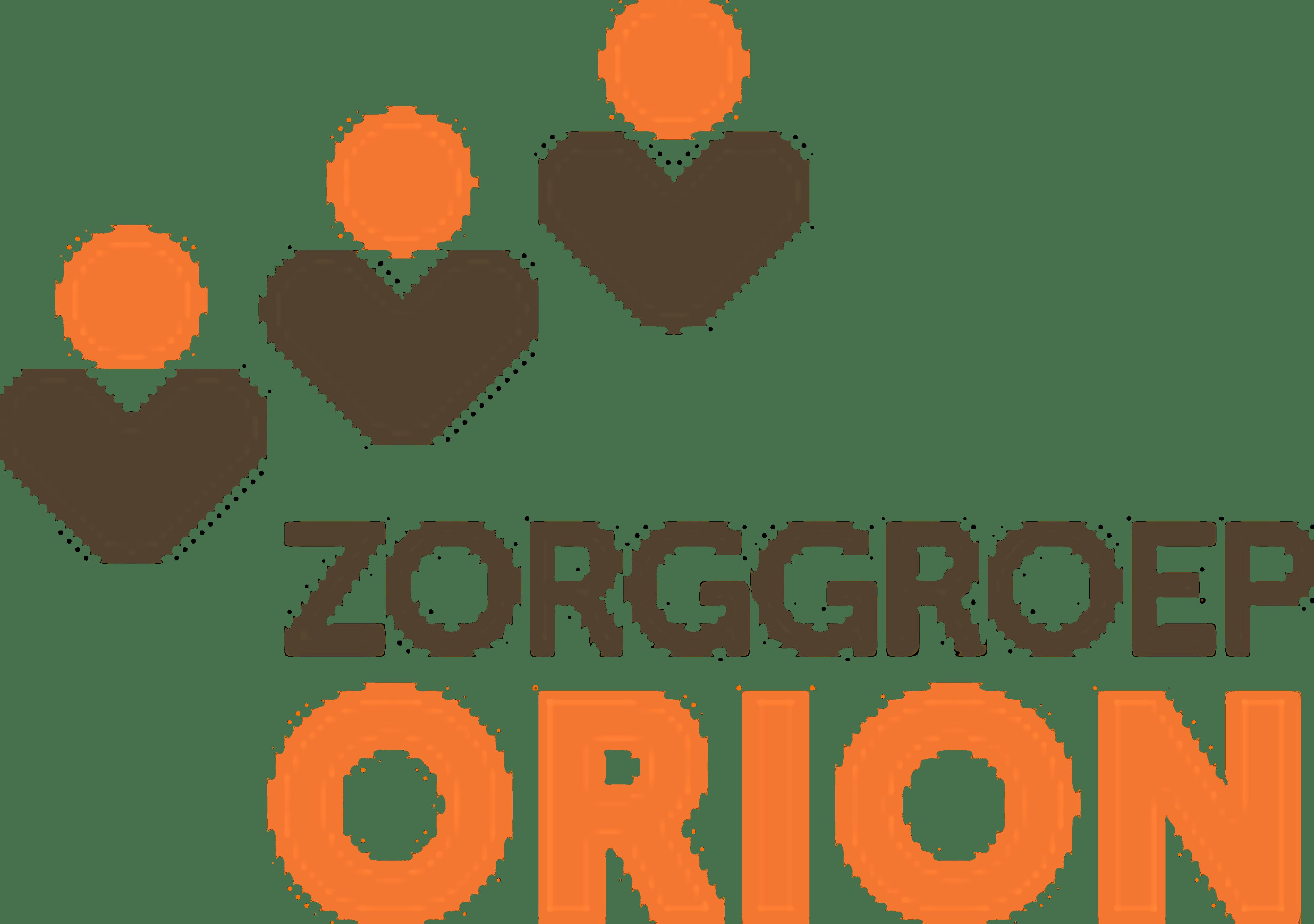 Zorggroep Orion logo