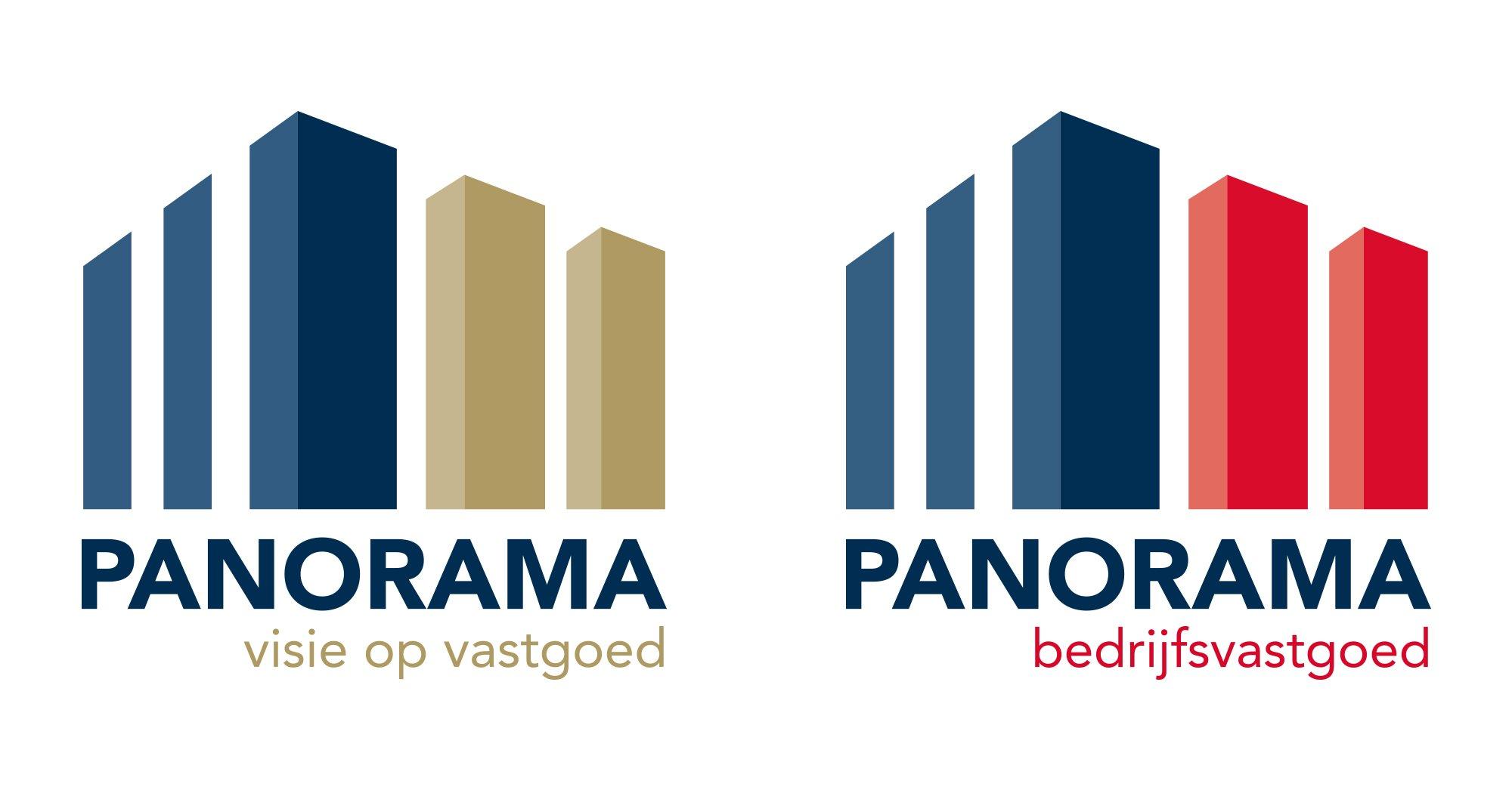 PANORAMA woon- en bedrijfsvastgoed logo