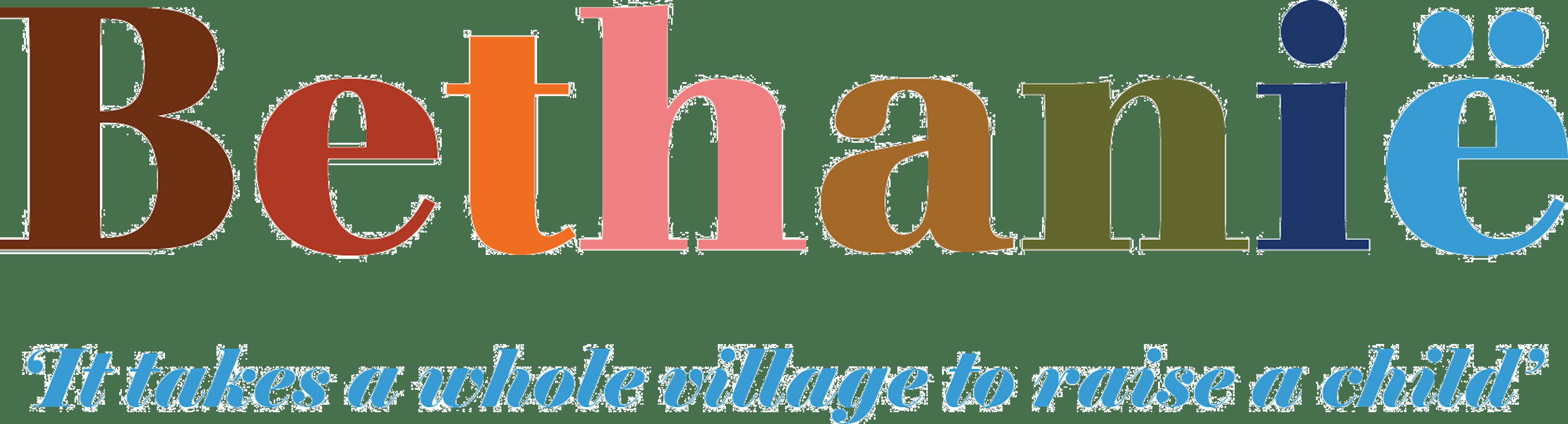 Bethanië vzw logo