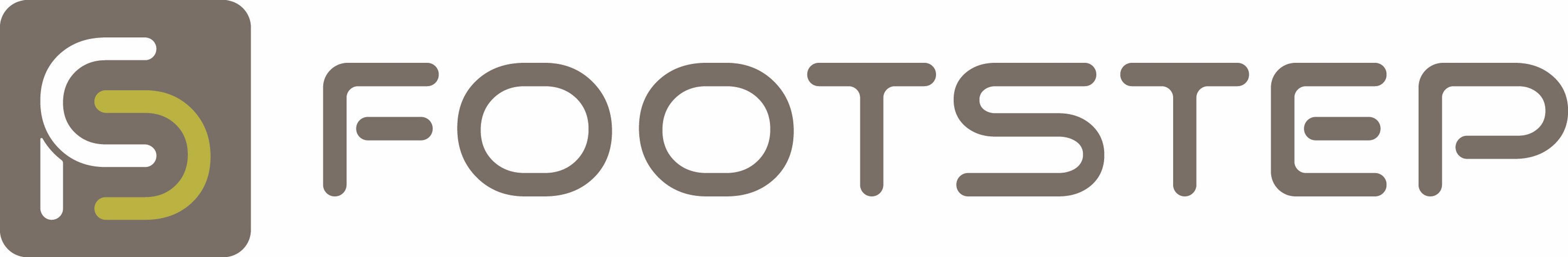Footstep logo