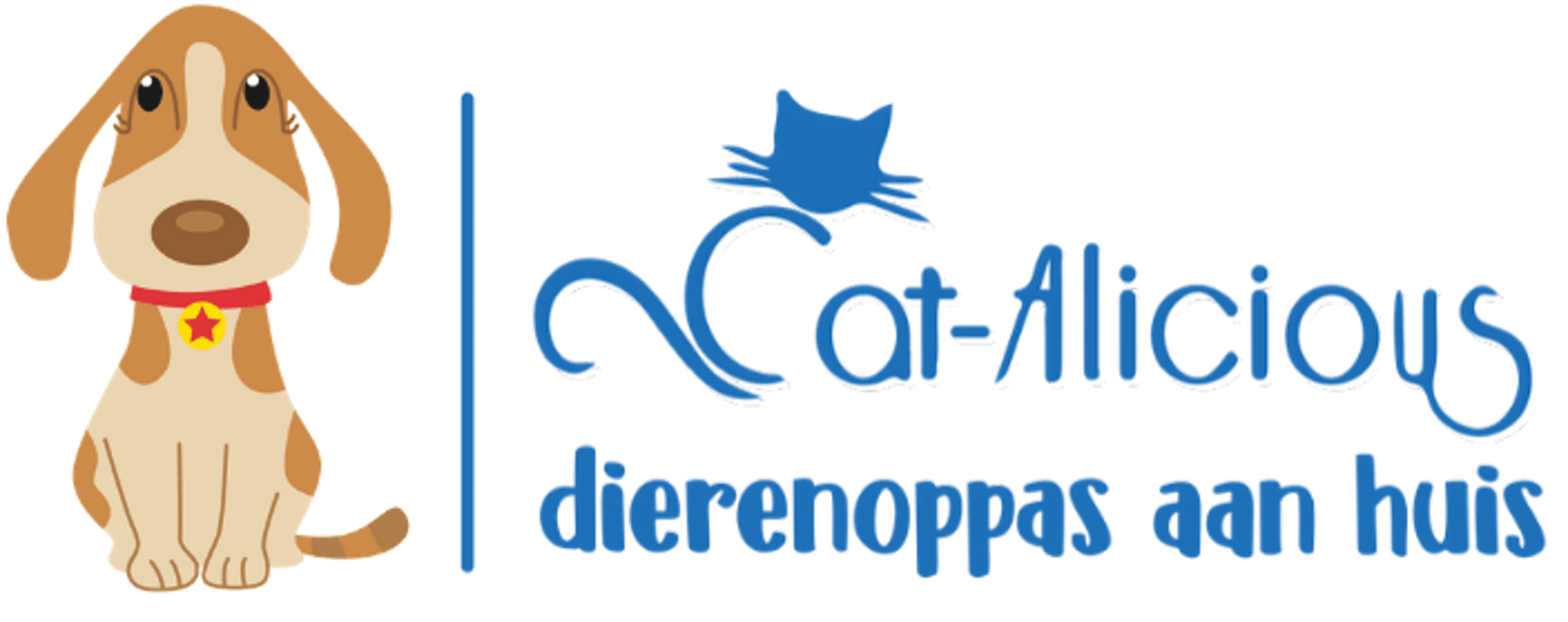 Cat-Alicious dierenoppas aan huis logo