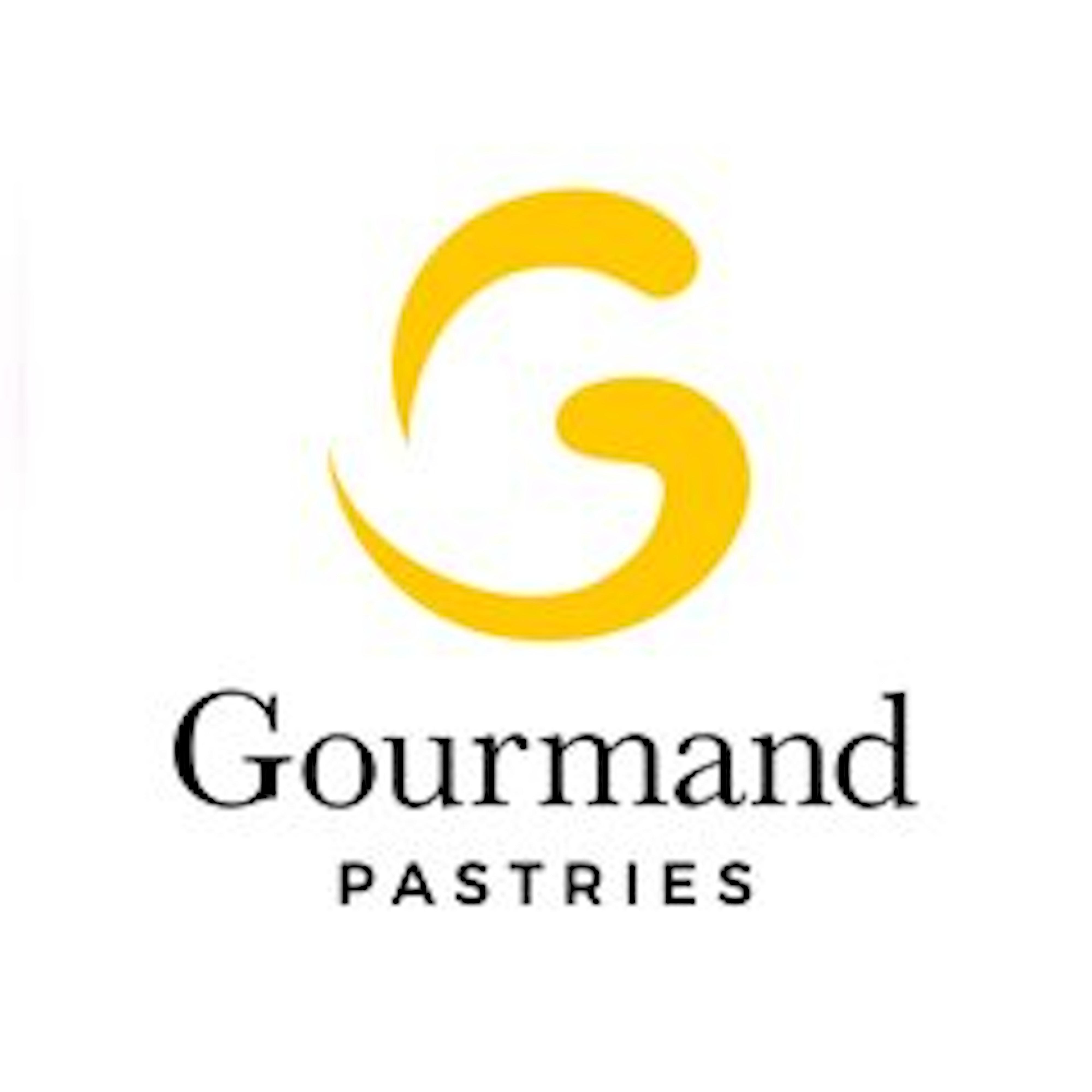 Gourmand Pastries logo